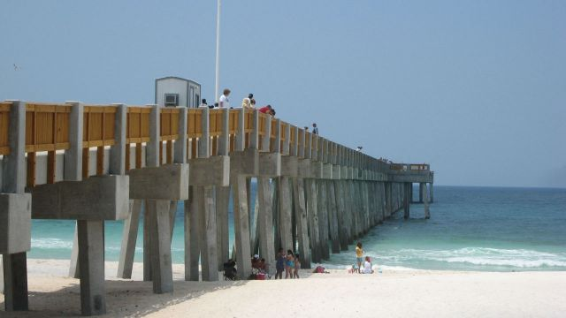 Russell-Fields Pier Now Open!