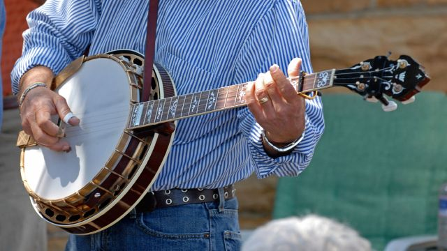 South Carolina State Bluegrass Festival