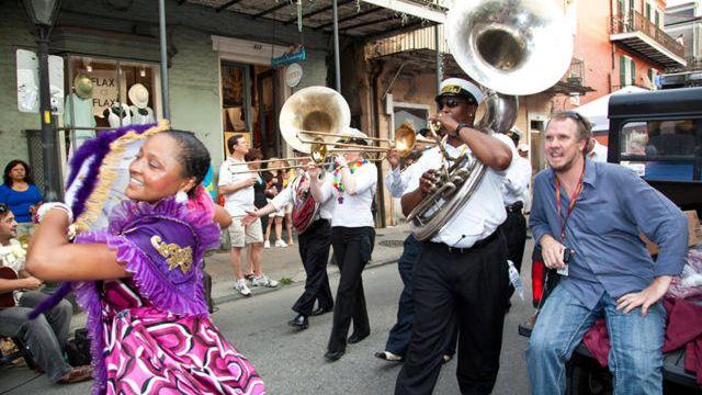 New Orleans Spring Fiesta