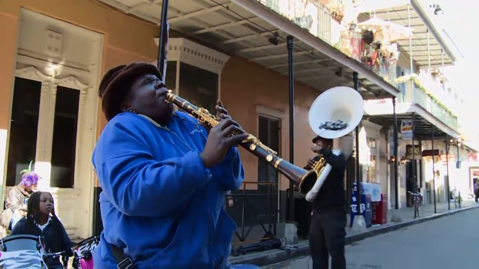 Doreen's Jazz New Orleans - Music Scene