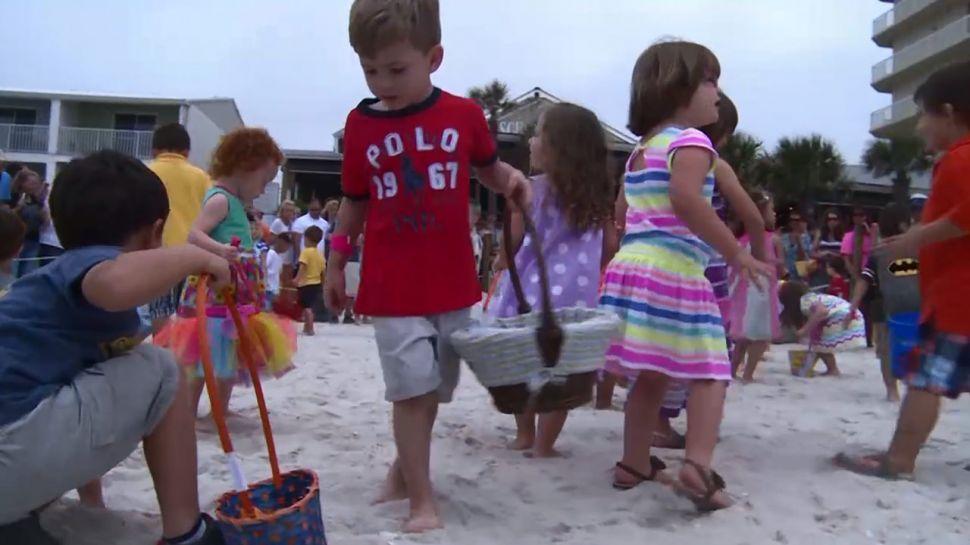 Easter Celebration at Schooners