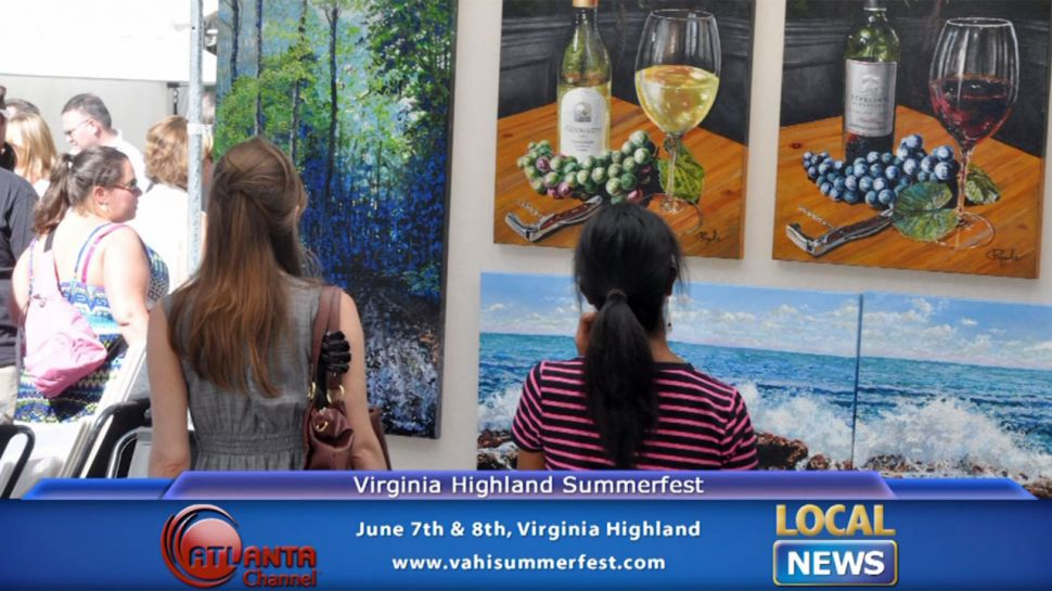 Virginia-Highland Summerfest- Local News