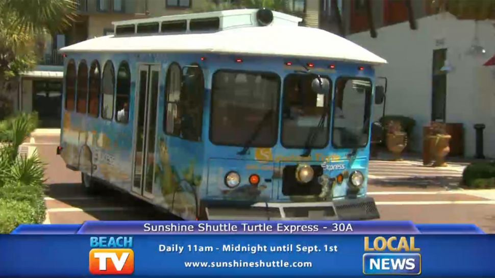 Sunshine Shuttle Turtle Express - Local News