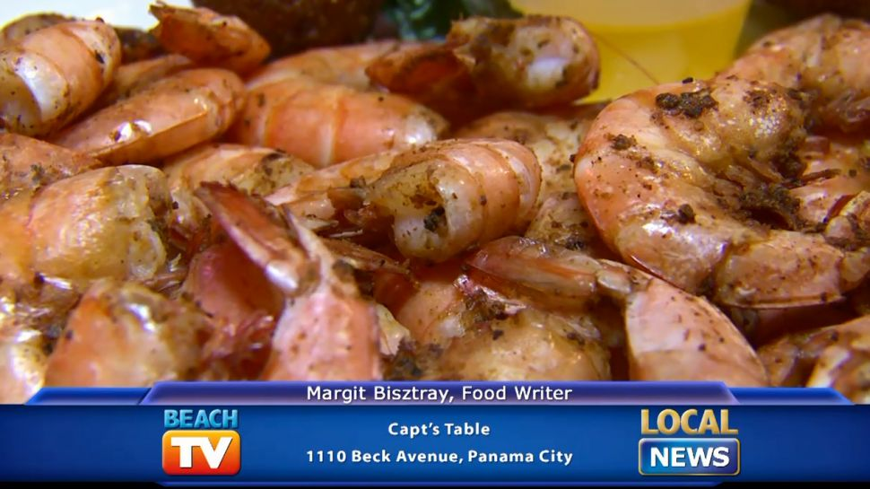 Margit Bisztray visits Capt's Table - Local News