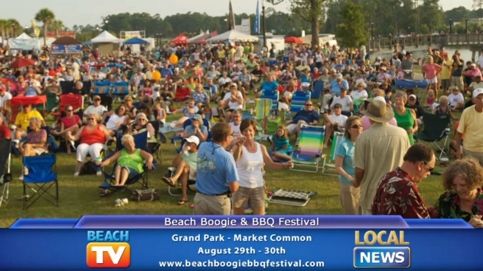 Beach Boogie BBQ - Local News