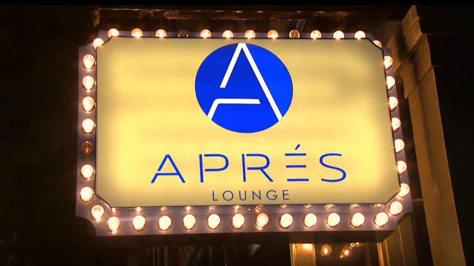 Apres Lounge - New Faces, New Places