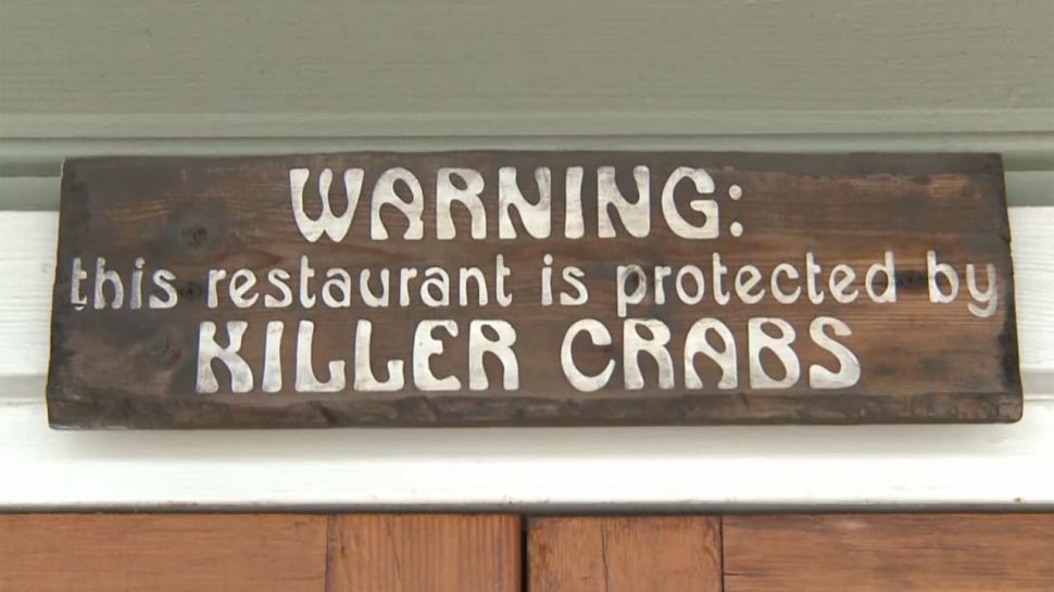 Crabby Mike's Decor - Did You Know?