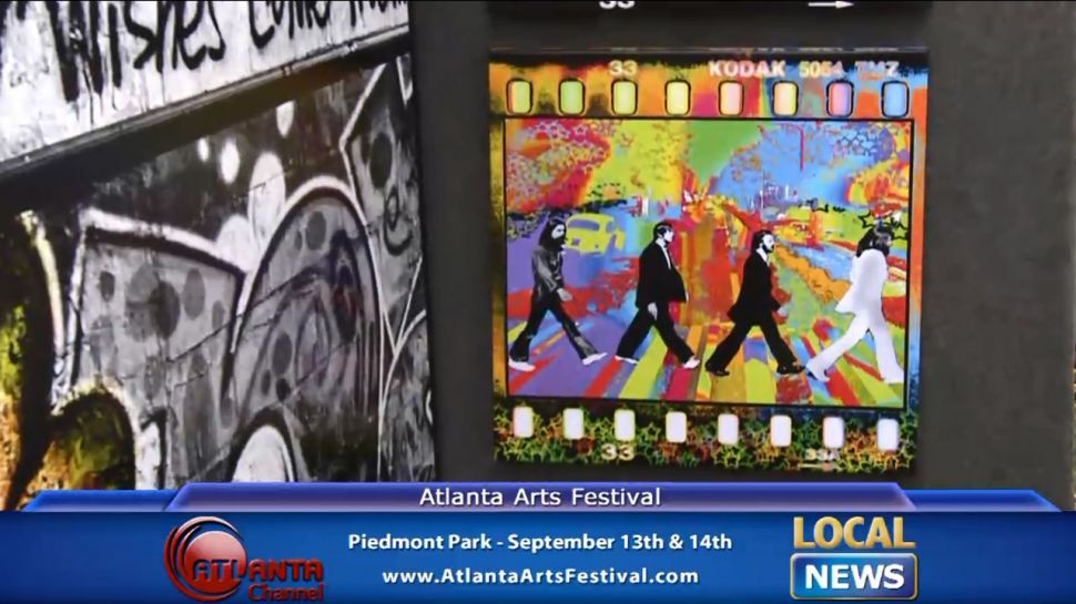 Atlanta Arts Festival - Local News