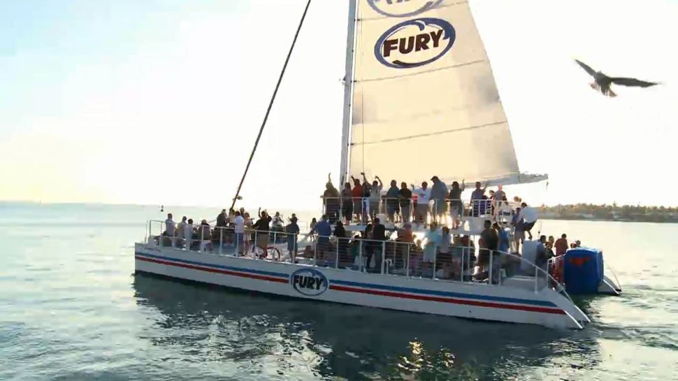 Fury Water Adventures Commotion on the Ocean - Club Hour