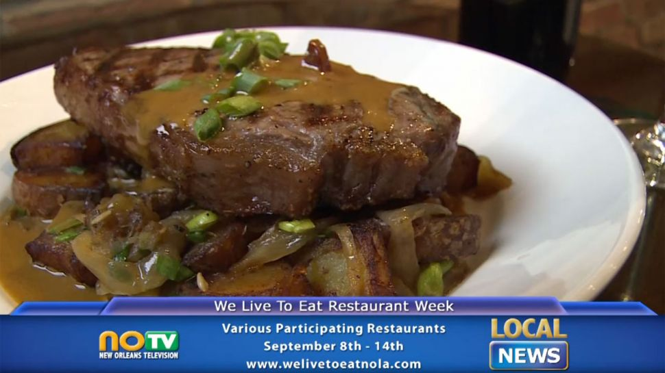 We Live to Eat Week - Local News