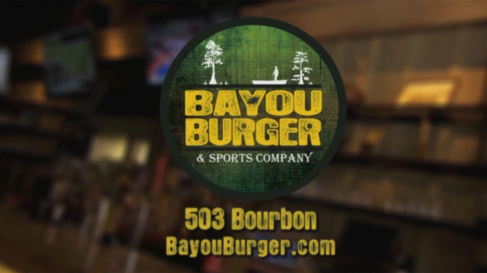 Bayou Burger