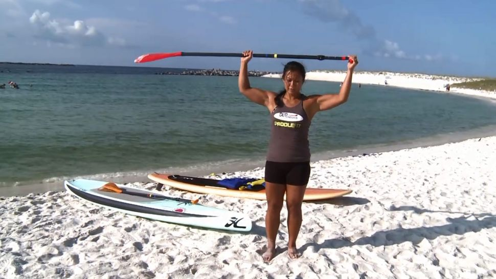 Suzy Cilbrith from SUP Conscious on Paddleboarding - Local News