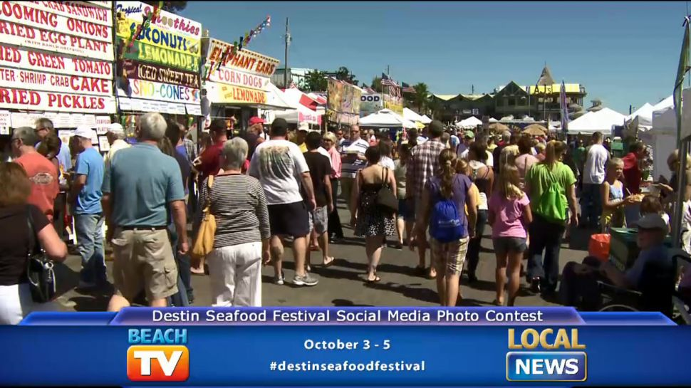 Destin Seafood Festival Social Media Photo Contest - Local News
