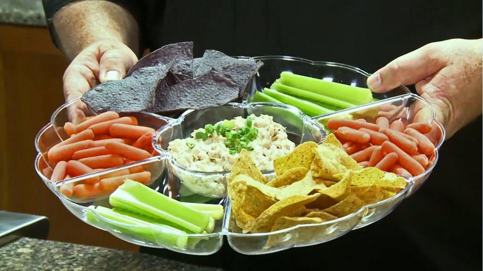 Chef Dee's Original Smoked Tuna Dip Recipe