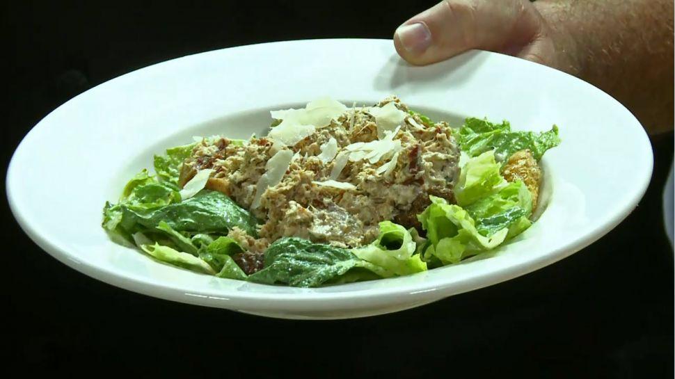 Chef Dee's Smoked Tuna Salad with Sun-Dried Tomatoes