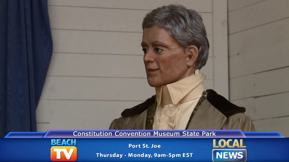 Constitution Convention Museum State Park - Local News