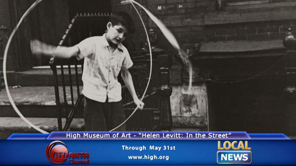 Helen Levitt: In the Street at High Museum - Local News