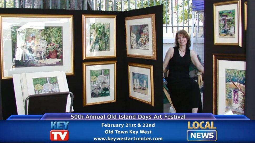 Old Island Days Art Festival - Local News