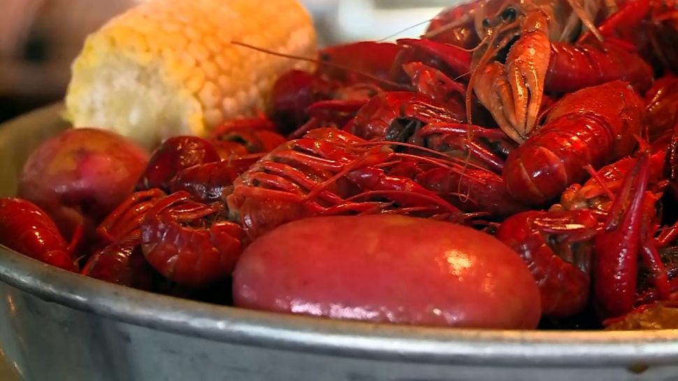 G. Foley's Annual Crawfish Boil in Panama City, FL