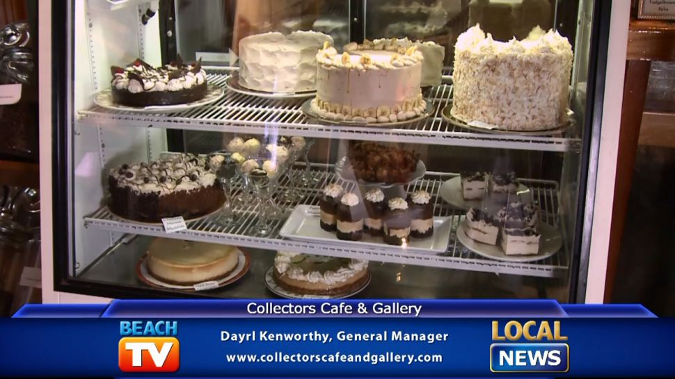 Collectors Cafe - Dining Tip