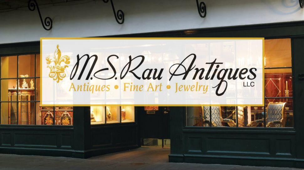 M.S. Rau Antiques
