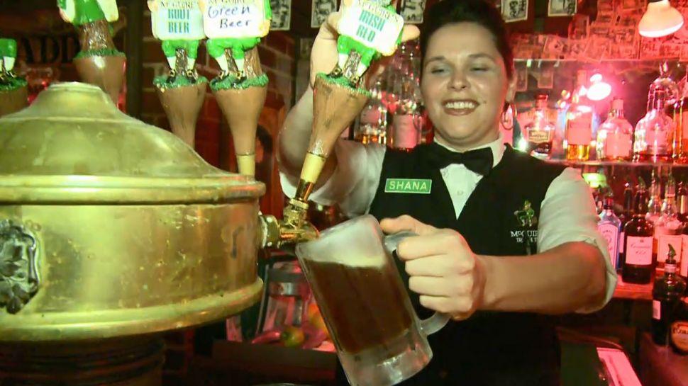 McGuire's Irish Pub - Nightlife