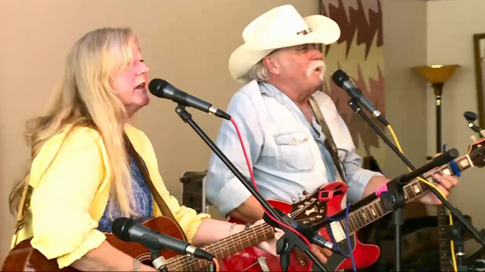 Americana Cafe' Sundays at Roberts Hall