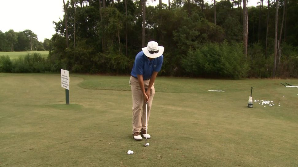 Mike Giammaresi from Regatta Bay Proper Chipping - A Piece of Advice