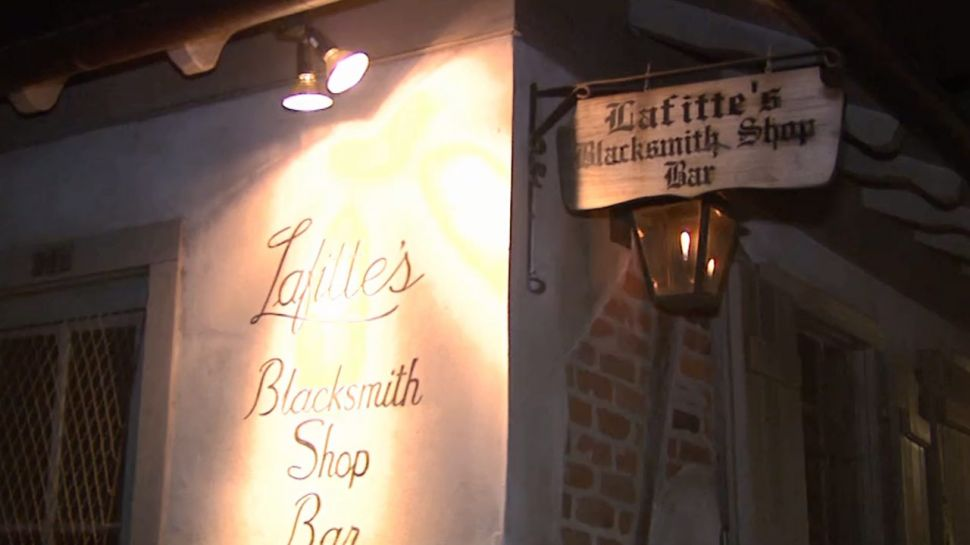 Lafitte's Blacksmith Shop Bar - Nightlife