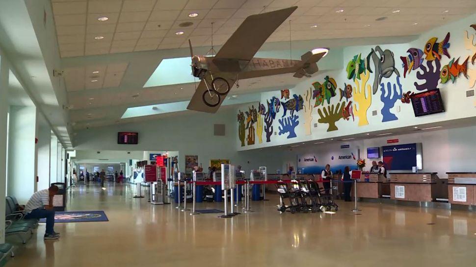 Key West International Airport - Spotlight