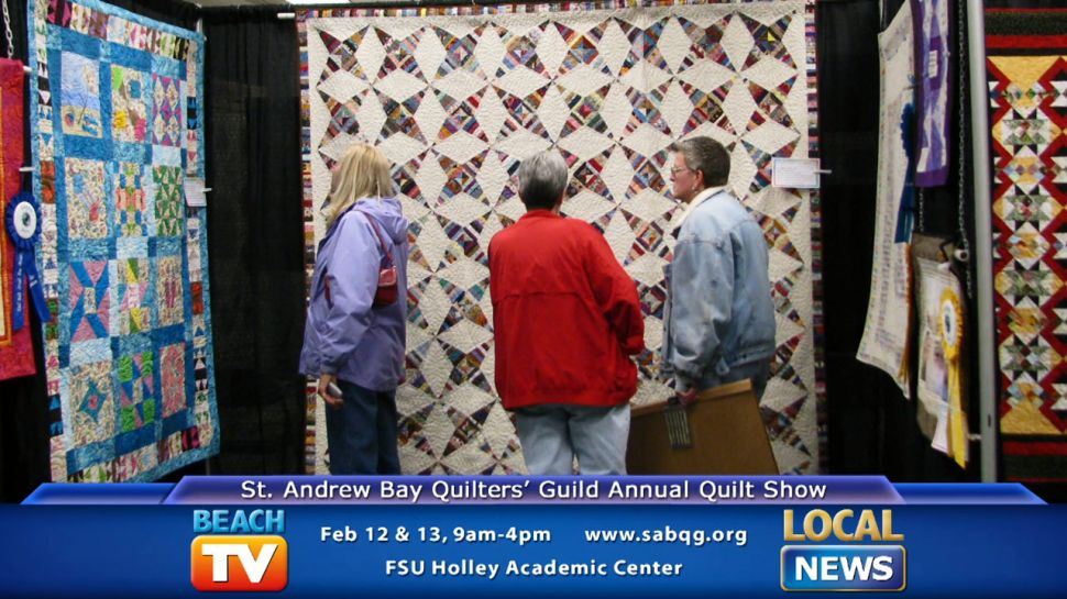 St. Andrew Bay Quilters' Show - Local News