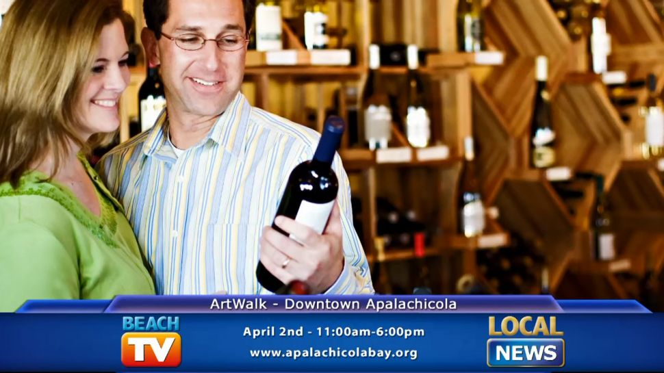 Apalachicola Art Walk & Wine Festival - Local News