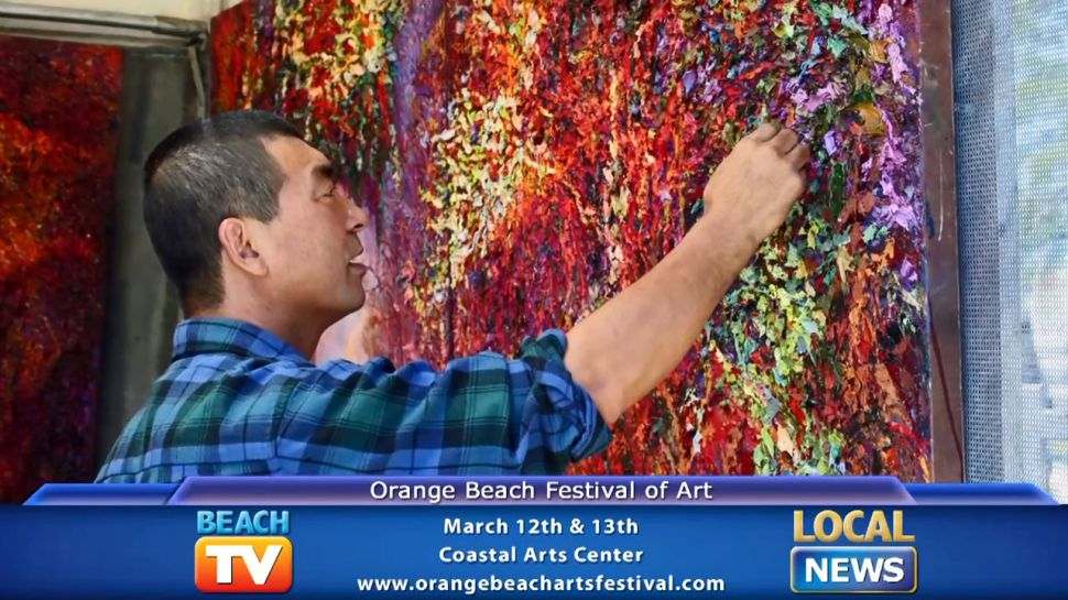 Orange Beach Festival of Art - Local News