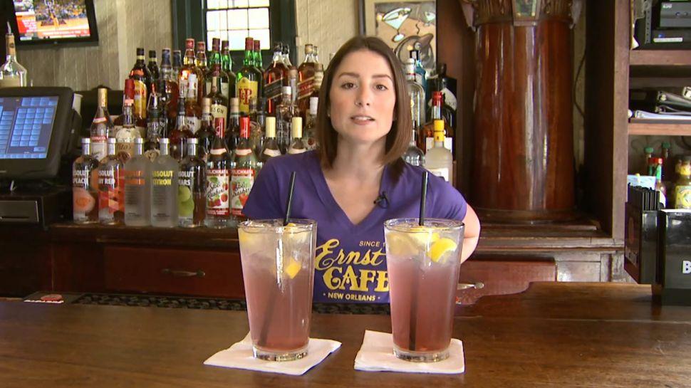 Ernst Café in New Orleans