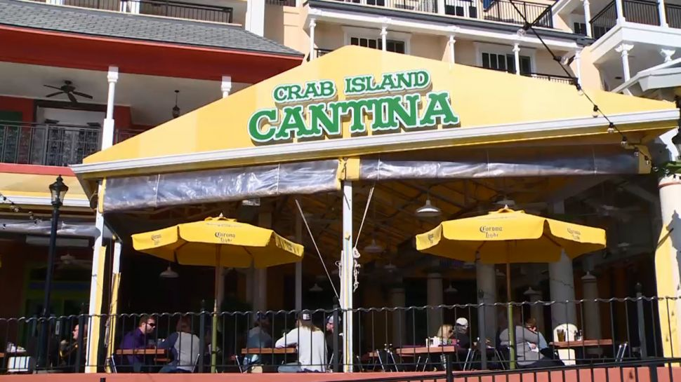 Crab Island Cantina
