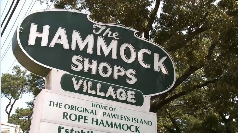 The Hammock Shops Village - A Note of History
