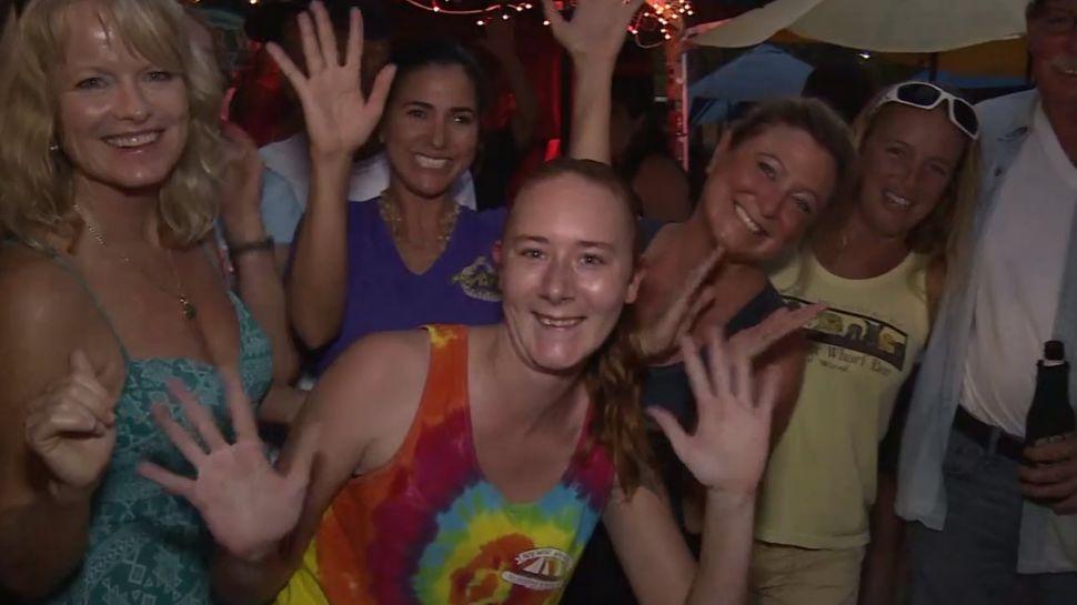 Evalena Worthington from Schooner Wharf Bar - Nightlife