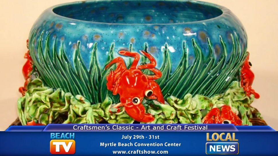 Craftsmen's Classic Art & Craft Festival - Local News