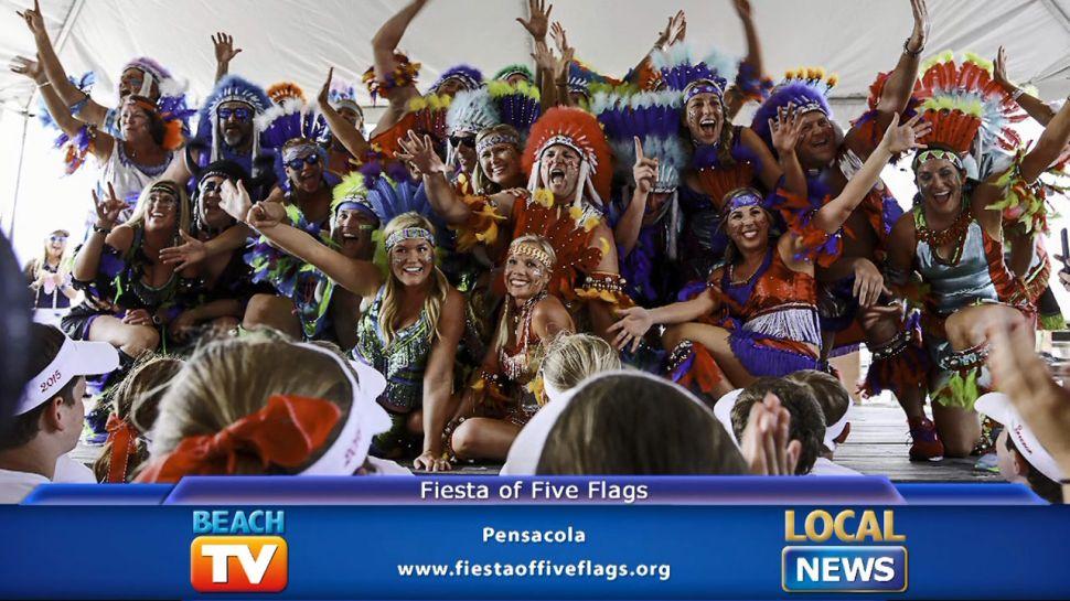 Fiesta of Five Flags - Local News