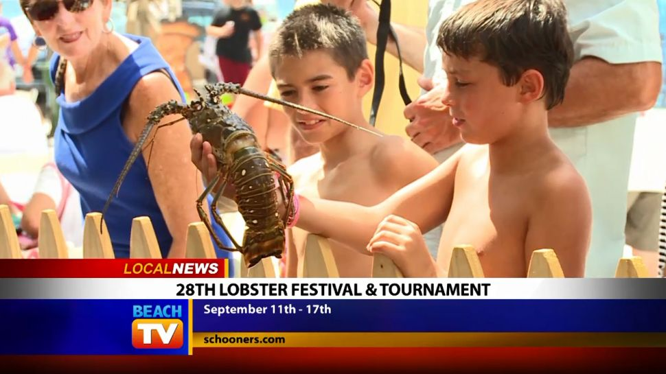 Schooners Lobster Festival & Tournament - Local News