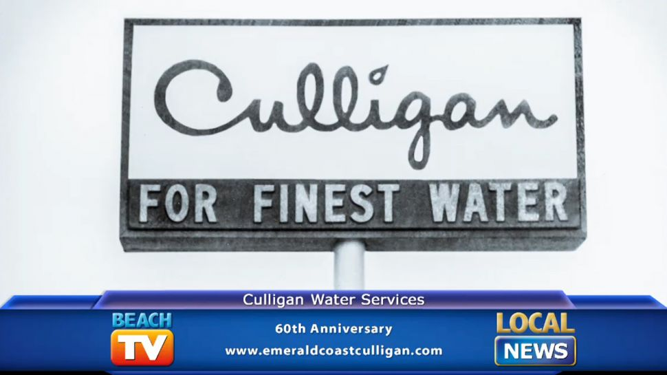 Jay Trumbull Sr and Jay Trumbull Jr from Culligan Water Services - Local News