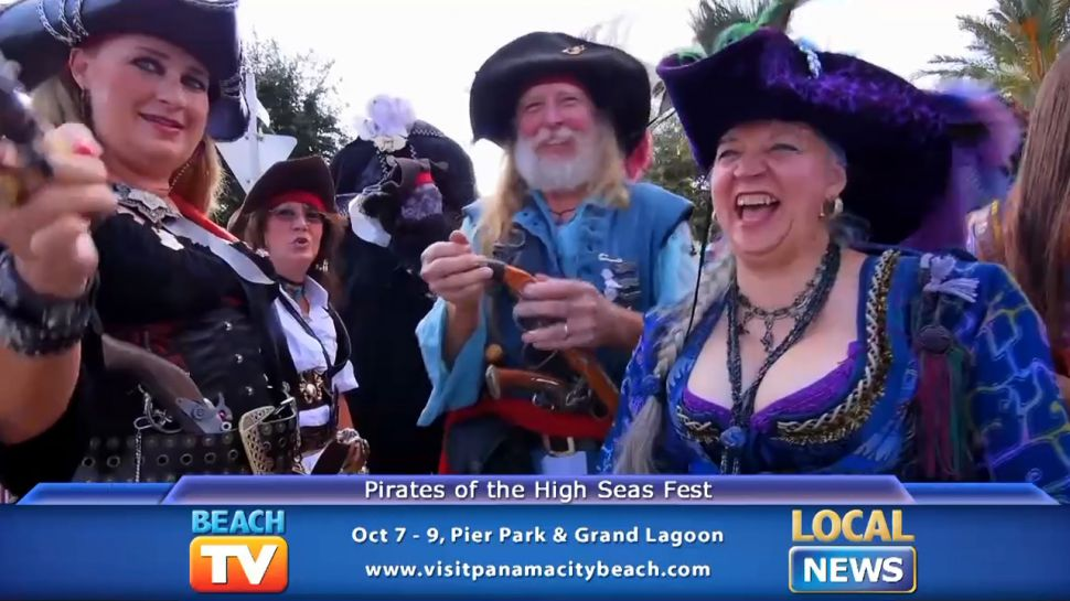 Pirates of the High Seas Fest - Local News