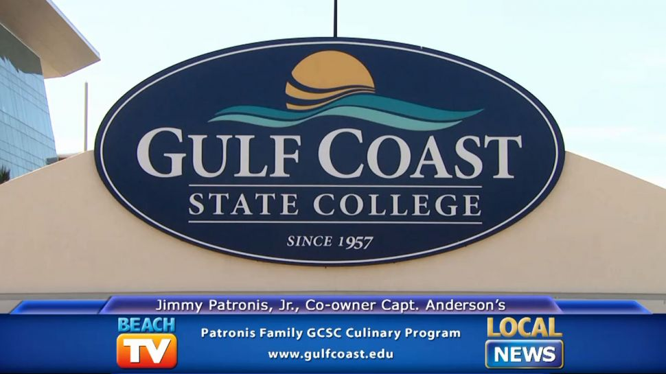 Patronis Family GCSC Culinary Program - Local News