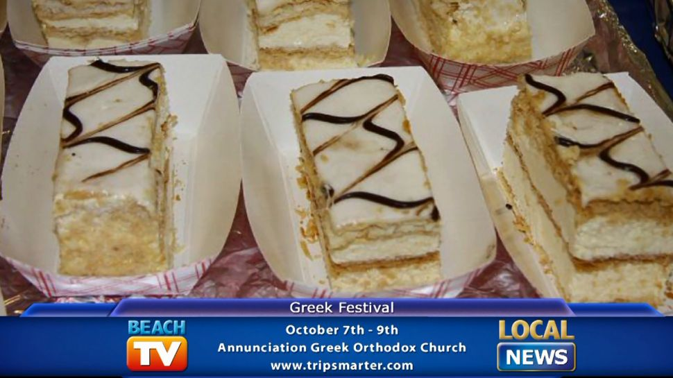 Pensacola Greek Festival - Local News