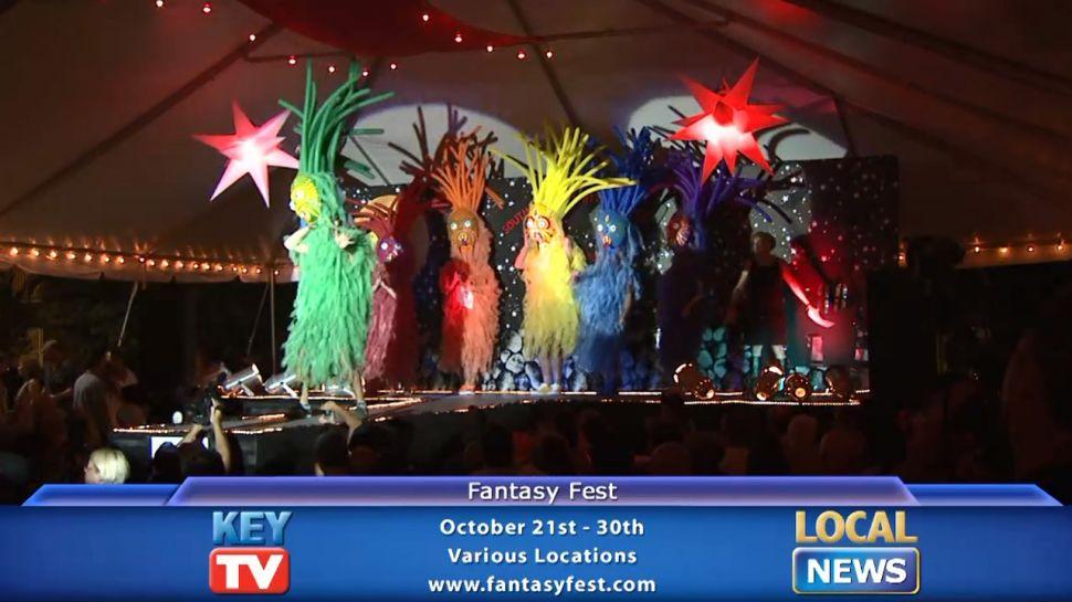 Fantasy Fest in Key West - Local News