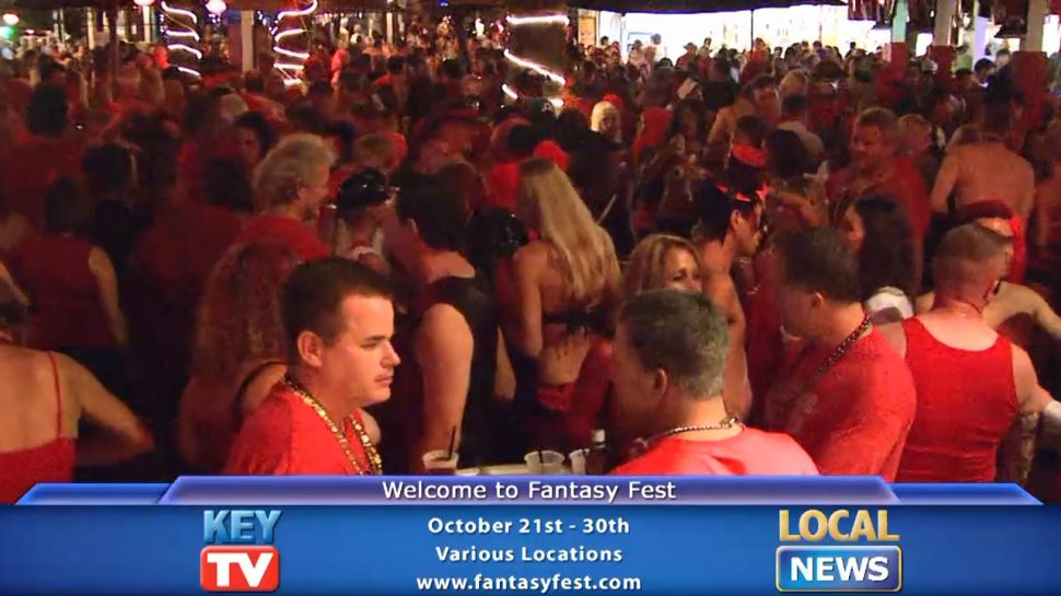 Fantasy Fest - Local News