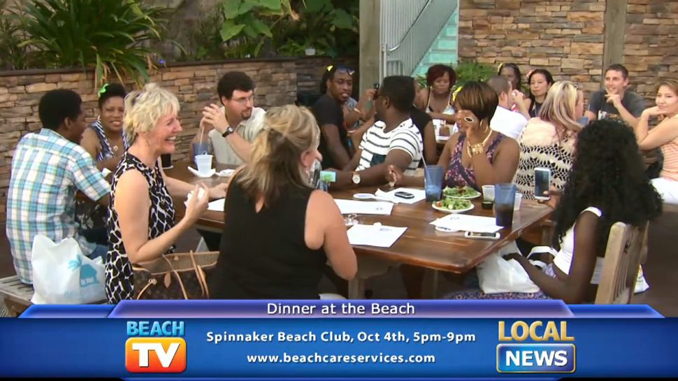 Beach Care Services Dinner at the Beach - Local News