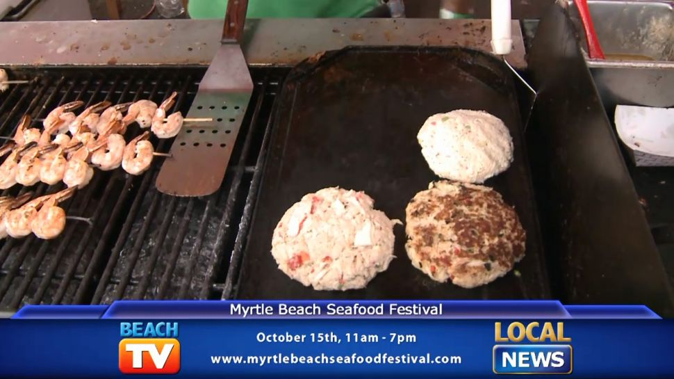 Myrtle Beach Seafood Festival - Local News