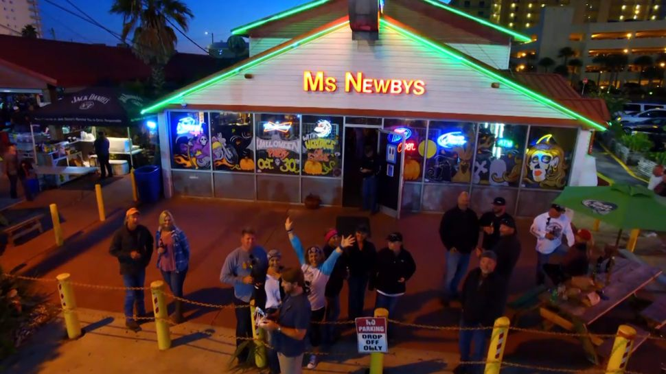 Ms Newby's