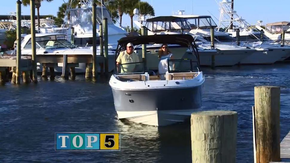 Best Restaurants By Boat in Panama City Beach – Top 5
